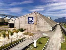 Yara é a primeira empresa de fertilizantes recebe certificado OEA