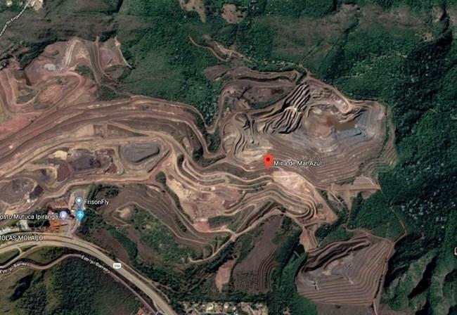 Sirenes de barragens da Vale em Nova Lima foram testadas na manhã desta terça-feira