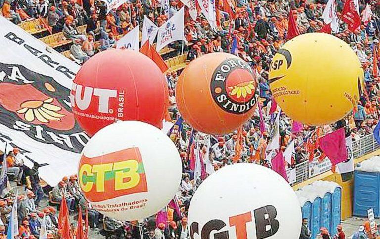 Centrais Sindicais convocam mobilização para 18 de junho