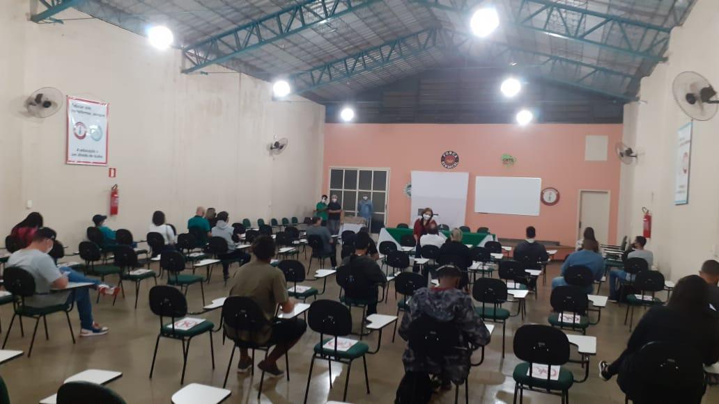 IEPT/STIQUIFAR promove palestras para os alunos do curso de logística