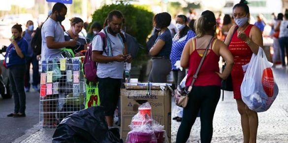 Pandemia ainda provoca impactos no mercado de trabalho
