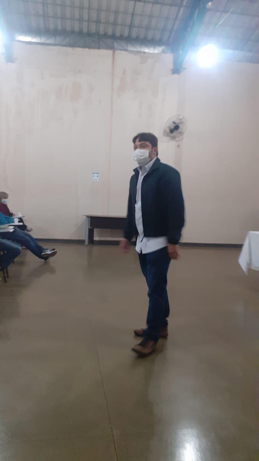 Estudantes participam de palestra sobre e-commerce e logística pós pandemia