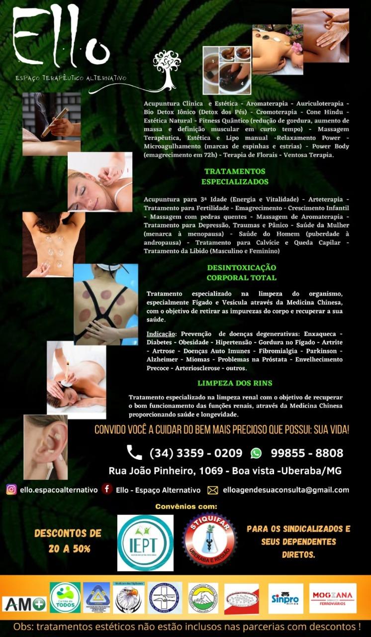 IEPT/Stiquifar firma parceria com empresa terapêutica para promoção de saúde dos trabalhadores