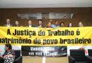 Ato Nacional em Defesa da Justiça do Trabalho