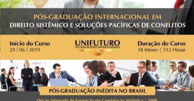 Sindjus-DF firma parceria com Unifuturo e Instituto Estelar