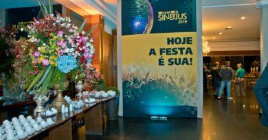 Festa de Final de Ano Sindjus 2019