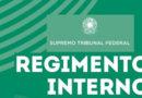 Mudanças no Regimento Interno enfatizam atuação colegiada do STF