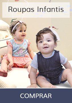 Roupas de Bebê e Infantil