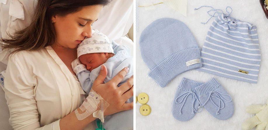 a5ed88ad2d9a1 Porque os bebês precisam de luvas e toucas - Blog Lilibee