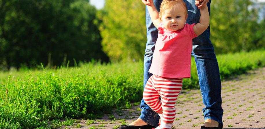 3 dicas importantes para quando o bebê começar andar