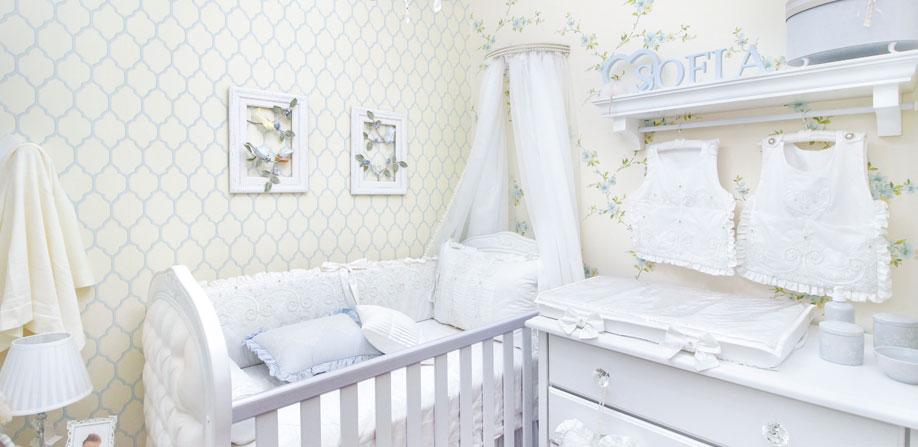 Dicas para escolher o enxoval de quarto do bebê