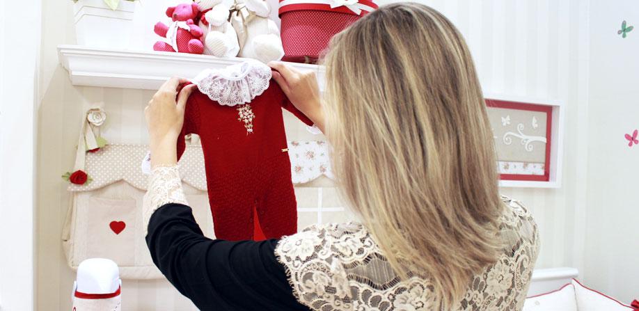 Como escolher roupa de bebê
