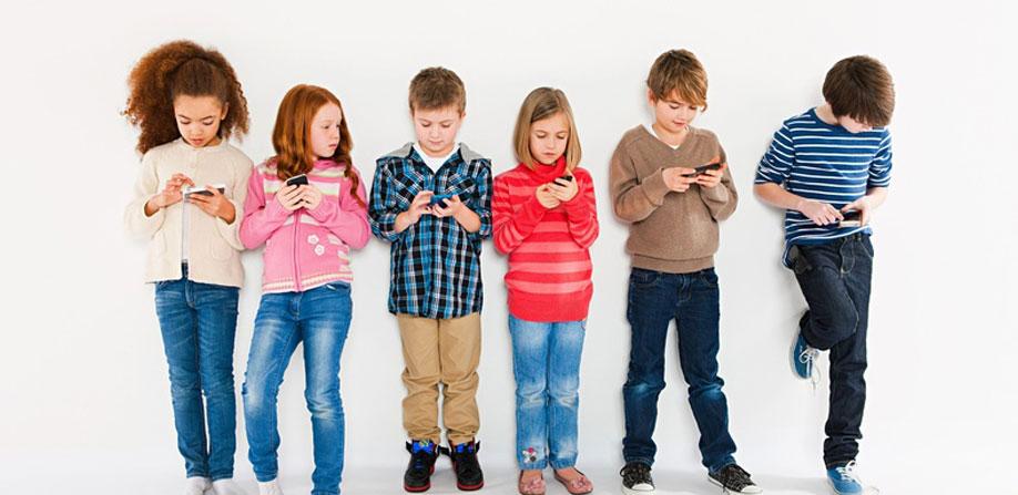 Os impactos dos eletrônicos para os pequenos