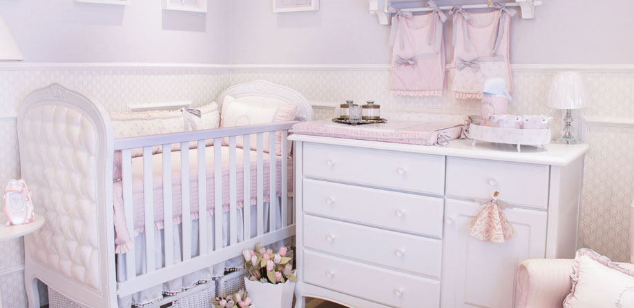Por onde começar a fazer o quarto do bebê