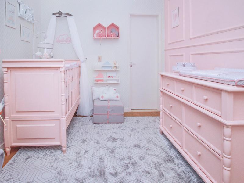 Confira este texto e saiba mais sobre 5 estilos de decoração de quarto de bebê!