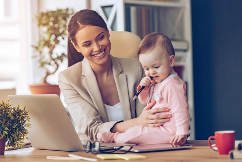 Quer passar mais tempo com os filhos, mas sem abrir mão da carreira? Então veja nosso artigo e descubra como!