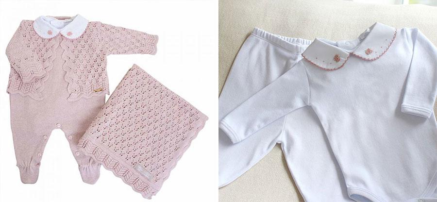 checklist do bebe roupas