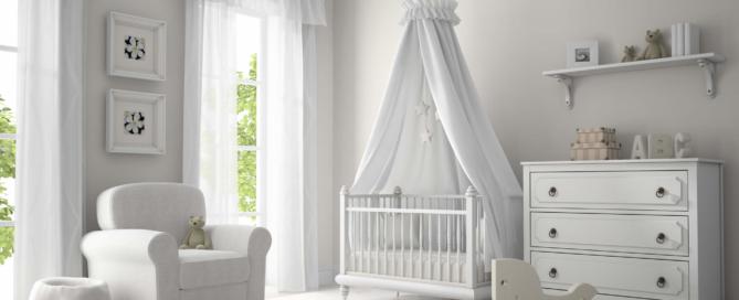 Como decorar quarto de bebê