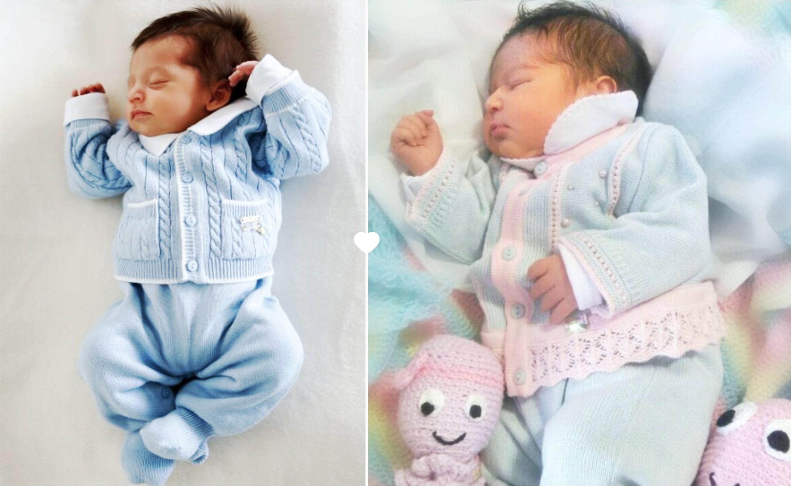 Qual o melhor tamanho de saída de maternidade? RN ou P?
