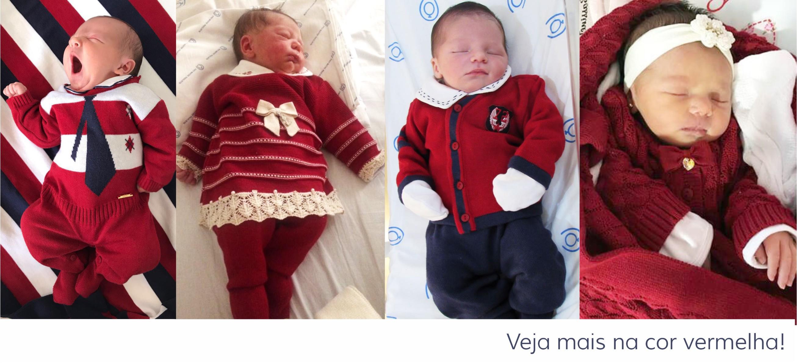 Qual é o tamanho certo da saída de maternidade? Saiba como escolher a roupa que seu bebê vai usar nos primeiros dias de vida!