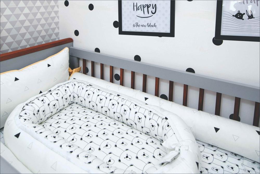 Kit berço ou ninho para bebê: qual a melhor escolha?
