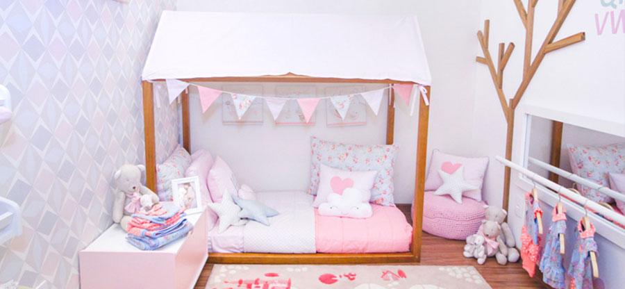 quarto montessori menina