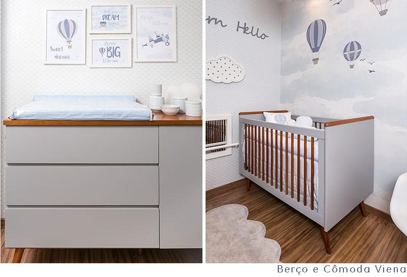 quarto de menino montessoriano móveis