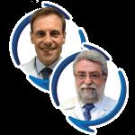 Cristiano Barcellos e Cesar Fernandes