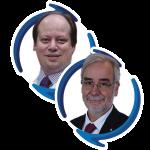 Luciano Giacaglia e Francisco Saraiva