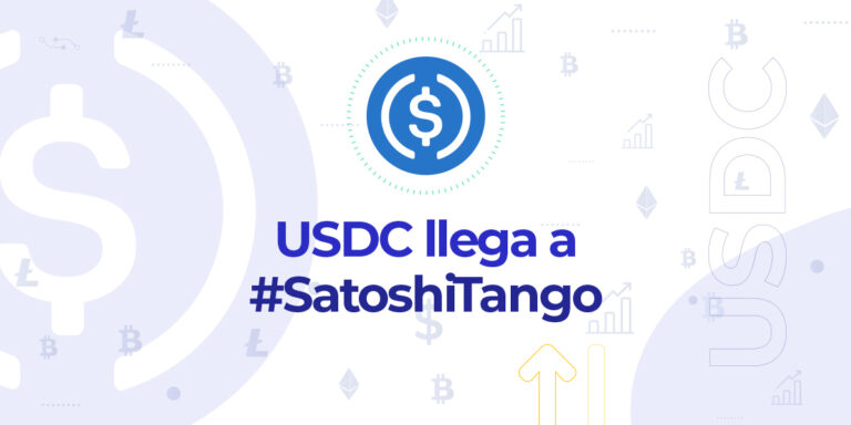 USDC en SatoshiTango