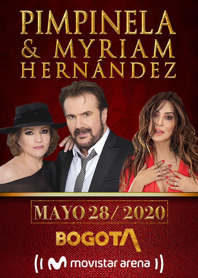 PIMPINELA - MYRIAM HERNÁNDEZ