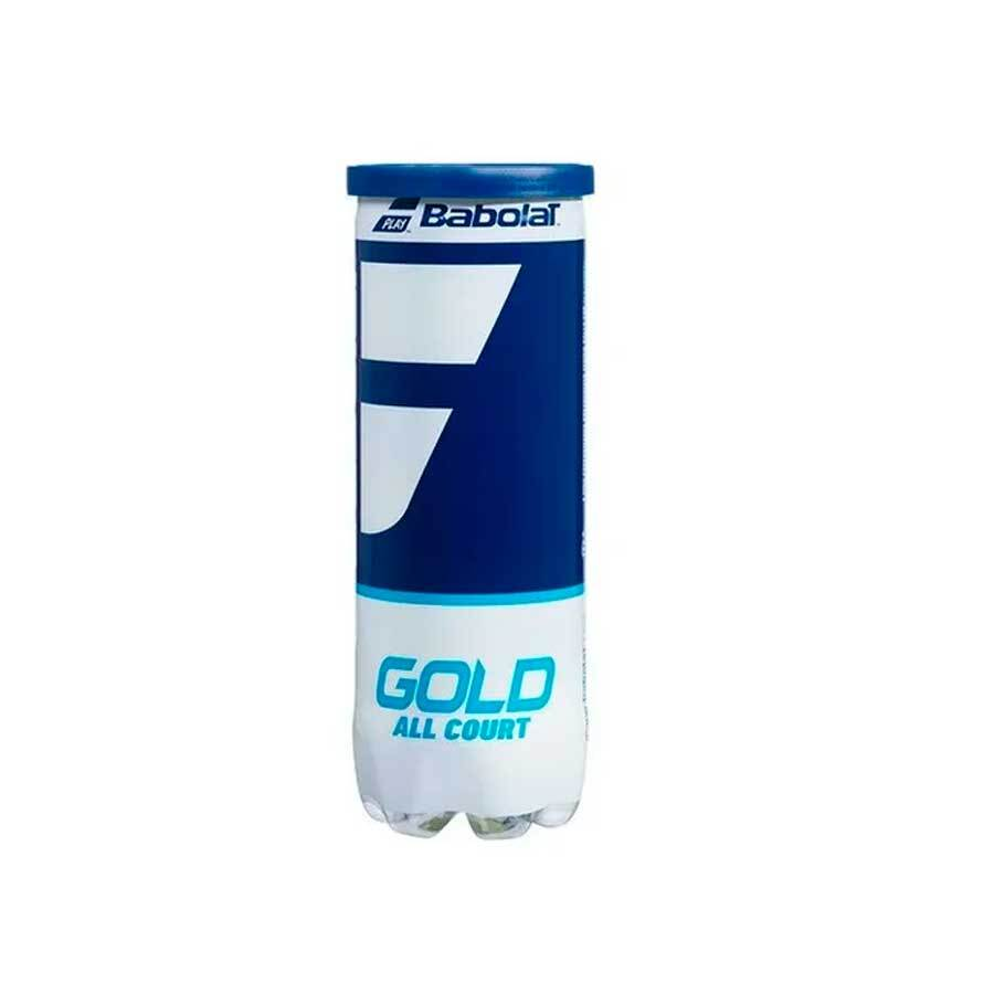 Pelotas Ball Gold All Court X 3 Babolat