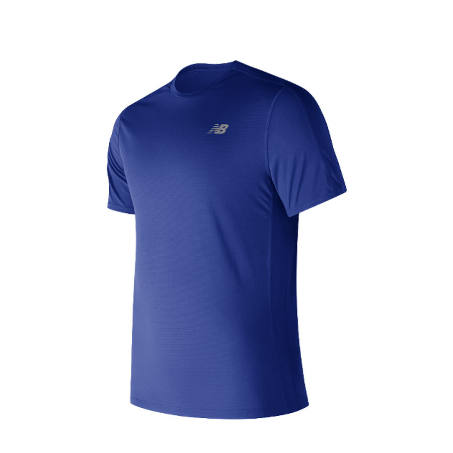 Remera Mt73061try Accelerate Ss New Balance
