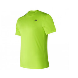 Remera Mt73061hil Accelerate Ss New Balance