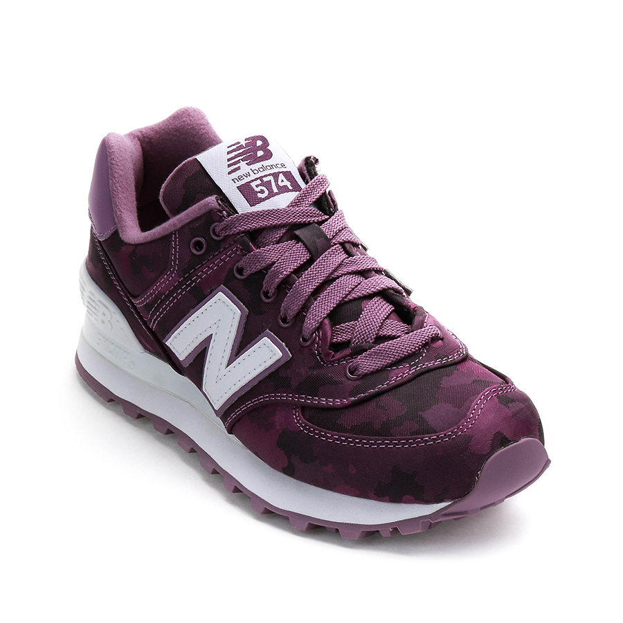 Zapatillas 574 Camo  New Balance