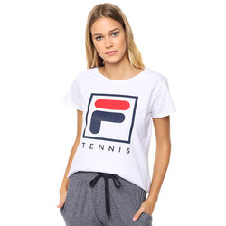 Remera Promo Tennis 2.0 Muj Fila