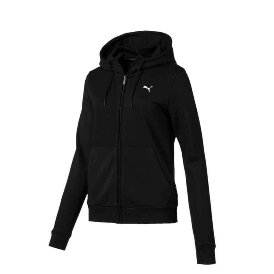 Campera Ess Hooded Jacket Fl Puma