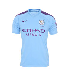 Camiseta Manchester City Fc Home Jersey Replica  Puma