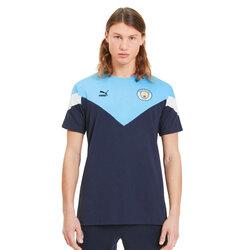 Camiseta Para Hombre Man City Iconic Mcs Puma