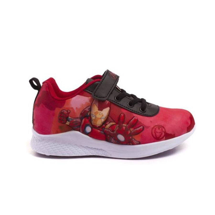 Zapatillas Deportivo Velcro Ironman 20 Marvel