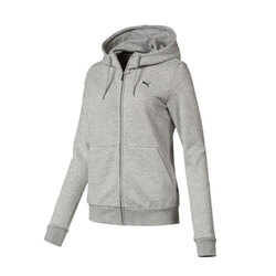Campera Ess Hooded Jacket Fl Puma