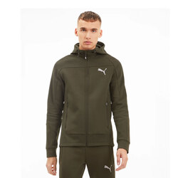 Evostripe Hooded Jacket Puma