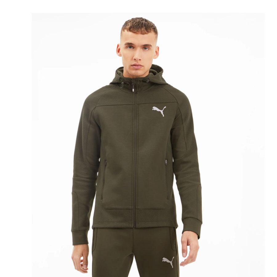 Evostripe Hooded Jacket Puma