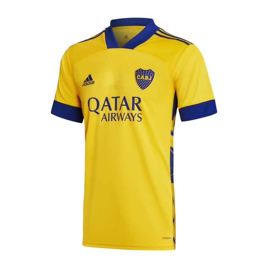 Camiseta Tercera Boca Juniors 20/21 Adidas