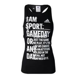 Musculosa Athletics I Am Sport Adidas