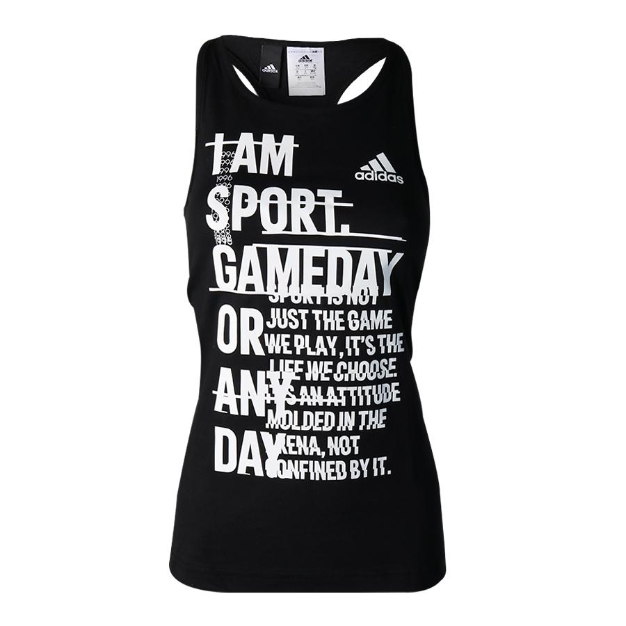 Musculosa Athletics I Am Sport Adidas