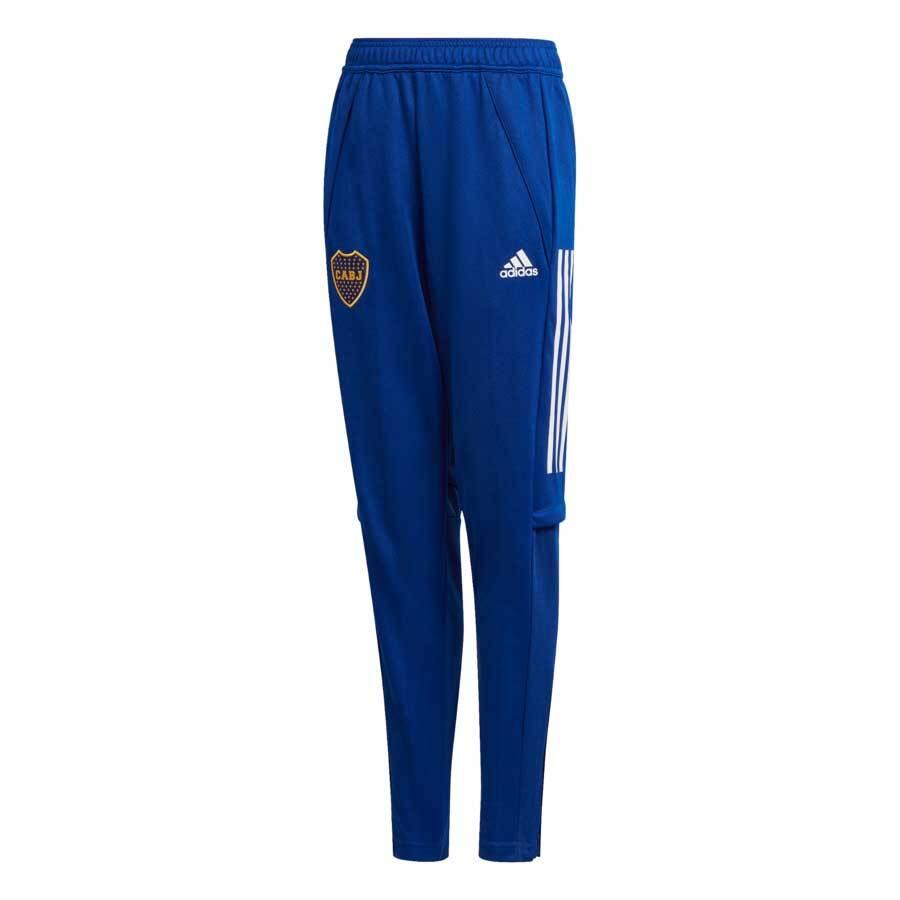 Pantalón Boca Tr Pnt Y Adidas