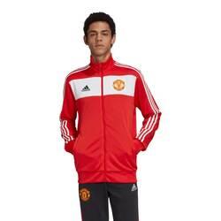 Campera 3 Tiras Manchester United Adidas