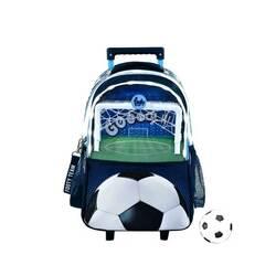 Mochila C/Carro Futbol Footy