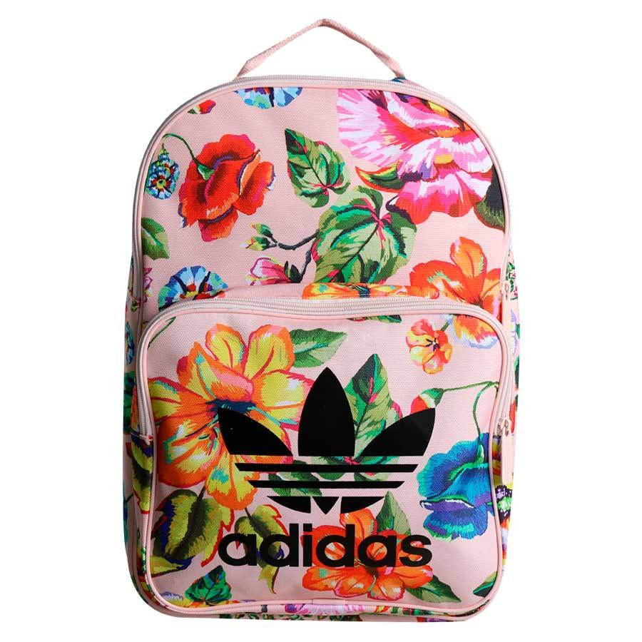 Mochila Cl Bp Floralita Adidas